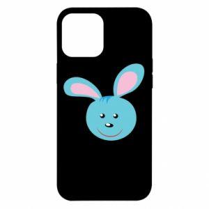 Etui na iPhone 12 Pro Max Morda niebieskiego króliczka