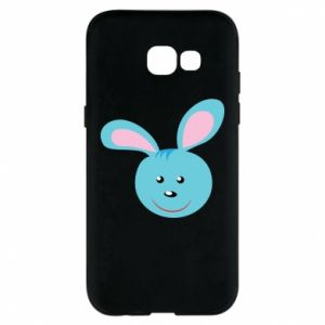 Etui na Samsung A5 2017 Morda niebieskiego króliczka