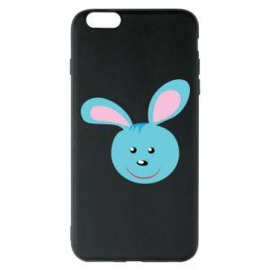 Etui na iPhone 6 Plus/6S Plus Morda niebieskiego króliczka