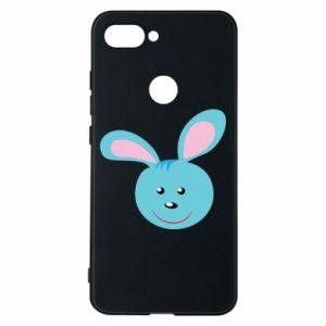 Etui na Xiaomi Mi8 Lite Morda niebieskiego króliczka