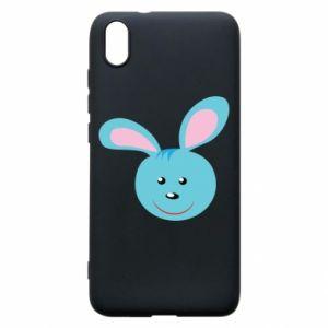 Etui na Xiaomi Redmi 7A Morda niebieskiego króliczka