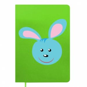 Notes Morda niebieskiego króliczka
