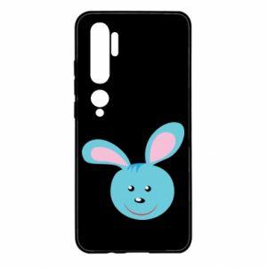 Etui na Xiaomi Mi Note 10 Morda niebieskiego króliczka