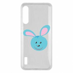 Etui na Xiaomi Mi A3 Morda niebieskiego króliczka