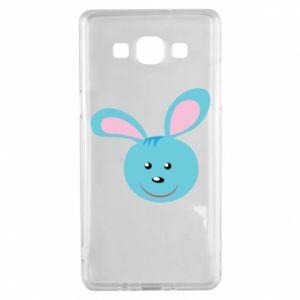 Etui na Samsung A5 2015 Morda niebieskiego króliczka