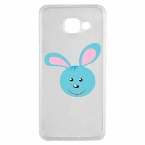 Etui na Samsung A3 2016 Morda niebieskiego króliczka