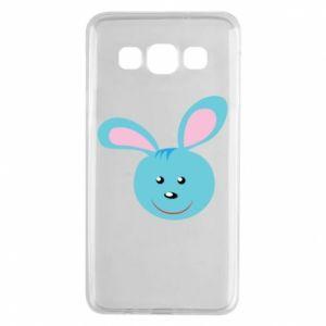 Etui na Samsung A3 2015 Morda niebieskiego króliczka