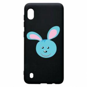 Etui na Samsung A10 Morda niebieskiego króliczka