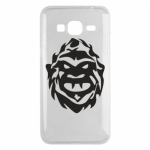 Phone case for Samsung J3 2016 Muzzle monster