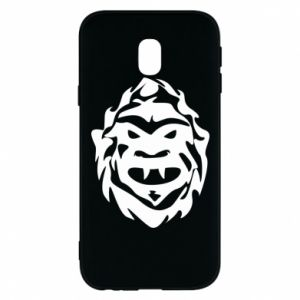 Phone case for Samsung J3 2017 Muzzle monster