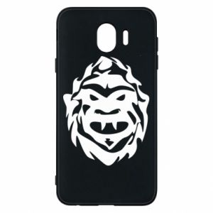 Phone case for Samsung J4 Muzzle monster