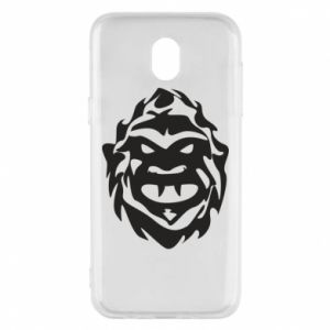 Phone case for Samsung J5 2017 Muzzle monster