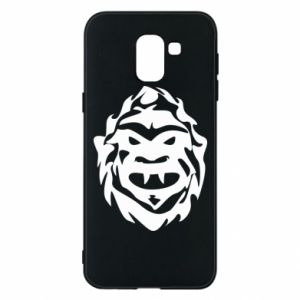 Phone case for Samsung J6 Muzzle monster