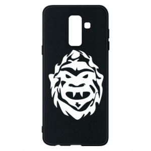 Phone case for Samsung A6+ 2018 Muzzle monster