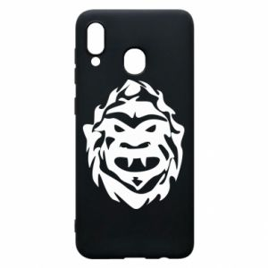 Phone case for Samsung A20 Muzzle monster