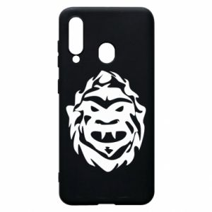 Phone case for Samsung A60 Muzzle monster