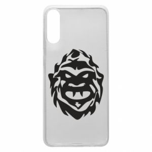 Phone case for Samsung A70 Muzzle monster