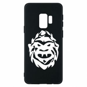 Phone case for Samsung S9 Muzzle monster