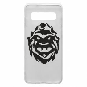 Phone case for Samsung S10 Muzzle monster