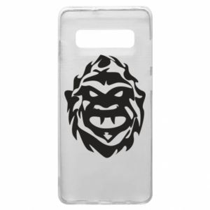 Phone case for Samsung S10+ Muzzle monster