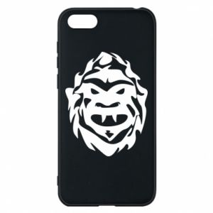 Phone case for Huawei Y5 2018 Muzzle monster