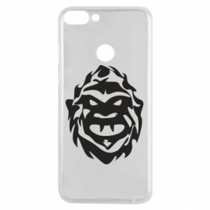 Phone case for Huawei P Smart Muzzle monster