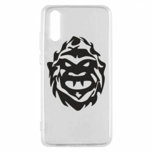 Phone case for Huawei P20 Muzzle monster