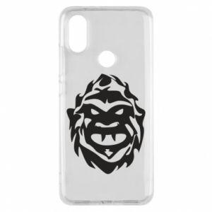 Phone case for Xiaomi Mi A2 Muzzle monster