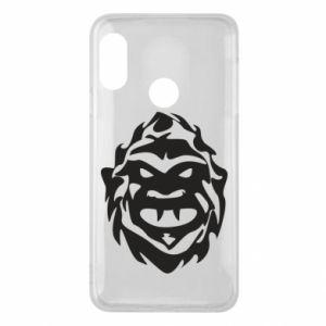 Phone case for Mi A2 Lite Muzzle monster
