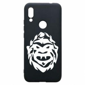 Phone case for Xiaomi Redmi 7 Muzzle monster