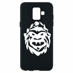 Phone case for Samsung A6 2018 Muzzle monster