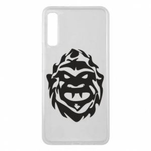 Phone case for Samsung A7 2018 Muzzle monster