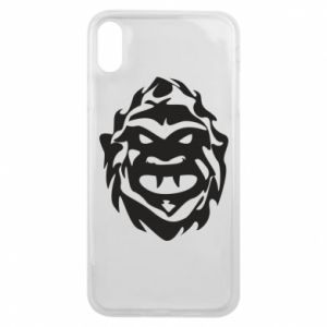 Phone case for iPhone Xs Max Muzzle monster