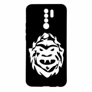 Etui na Xiaomi Redmi 9 Morda potwora
