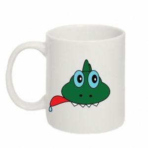 Mug 330ml Muzzle lizard