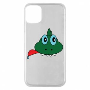 Phone case for iPhone 11 Pro Muzzle lizard