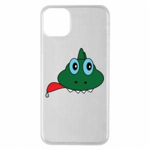 Phone case for iPhone 11 Pro Max Muzzle lizard