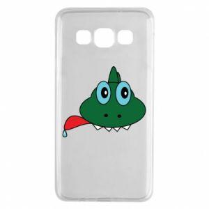Etui na Samsung A3 2015 Mordka jaszczurka