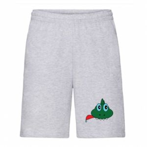 Men's shorts Muzzle lizard