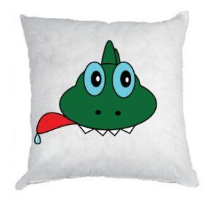 Pillow Muzzle lizard