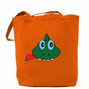 Bag Muzzle lizard