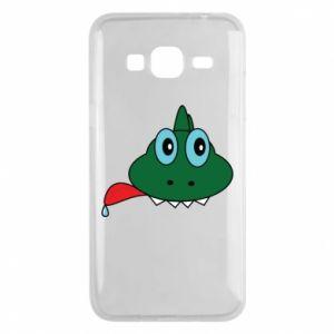 Phone case for Samsung J3 2016 Muzzle lizard