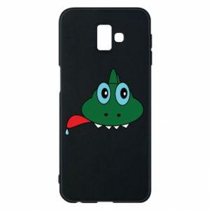 Phone case for Samsung J6 Plus 2018 Muzzle lizard