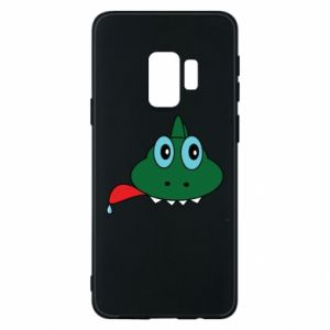 Phone case for Samsung S9 Muzzle lizard