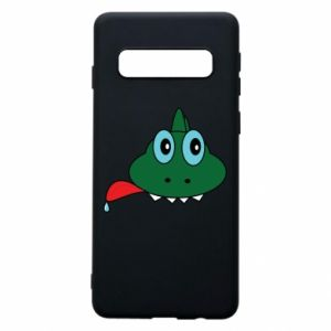 Phone case for Samsung S10 Muzzle lizard