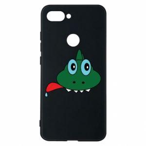 Phone case for Xiaomi Mi8 Lite Muzzle lizard