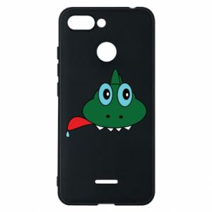 Phone case for Xiaomi Redmi 6 Muzzle lizard
