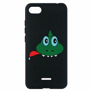 Phone case for Xiaomi Redmi 6A Muzzle lizard