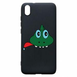 Phone case for Xiaomi Redmi 7A Muzzle lizard