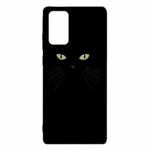 Samsung Note 20 Case Muzzle Cat